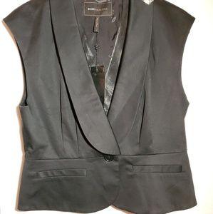 BCBGMaxazria Kimmie the Kimono Vest New with tags